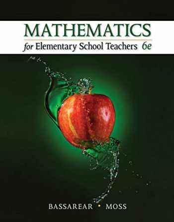 9781305071360-1305071360-Mathematics for Elementary School Teachers