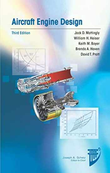 Sell, Buy or Rent Aircraft Engine Design 9781624105173