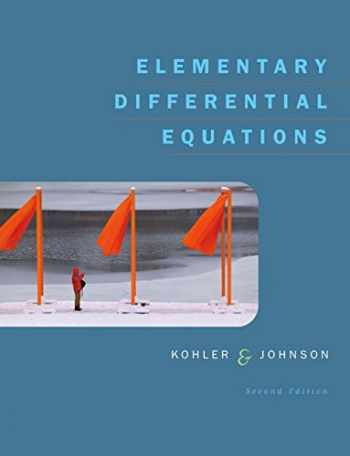 9780321398499-0321398491-Elementary Differential Equations Bound with IDE CD Package (2nd Edition)