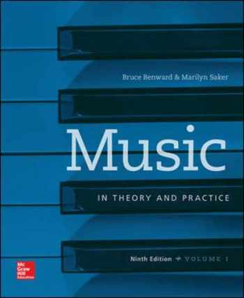 9780078025150-007802515X-Music in Theory and Practice Volume 1