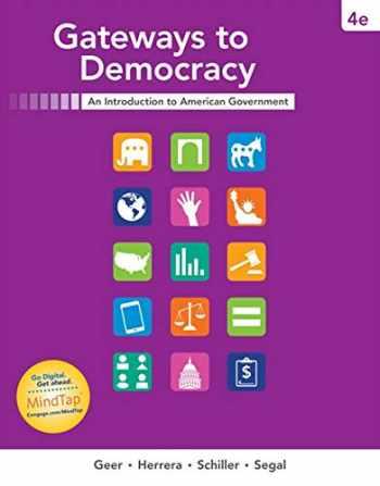 9781337097734-133709773X-Gateways to Democracy