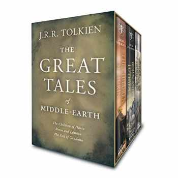 9780358003915-0358003911-The Great Tales of Middle-earth: Children of Húrin, Beren and Lúthien, and The Fall of Gondolin