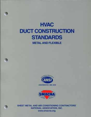 9781617210303-1617210307-HVAC Duct Construction Standards-Metal & Flexible, 3rd Edition