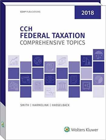 9780808046127-0808046128-Federal Taxation: Comprehensive Topics (2018)