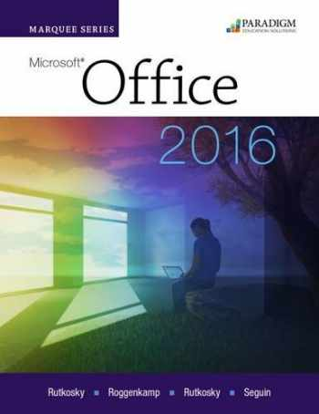 9780763866754-076386675X-Marquee Series: Microsoft Office 2016: Text