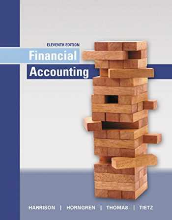 9780134436135-013443613X-Financial Accounting Plus MyLab Accounting with Pearson eText -- Access Card Package (11th Edition)