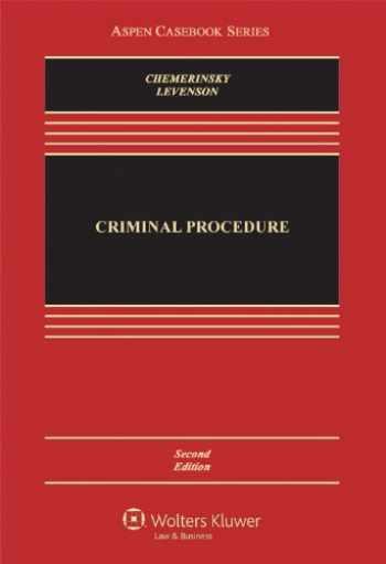 9781454806943-145480694X-Criminal Procedure, Second Edition (Aspen Casebooks)