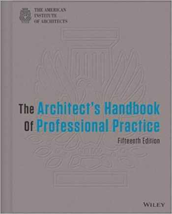 9781118308820-1118308824-The Architect's Handbook of Professional Practice
