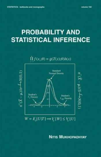9780824703790-0824703790-Probability and Statistical Inference (Statistics:  A Series of Textbooks and Monographs)