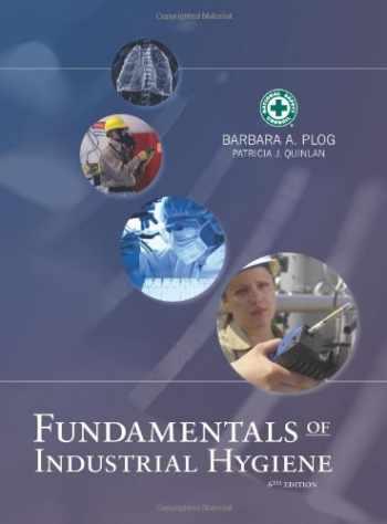 9780879123123-0879123125-Fundamentals of Industrial Hygiene 6th Edition (Fundamentals of Industrial Hygene)