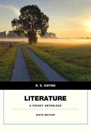 9780321942746-0321942744-Literature: A Pocket Anthology (6th Edition) (Penguin Academics)