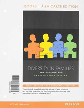 9780134028033-0134028031-Diversity in Families, Updated Edition -- Books a la Carte (10th Edition)