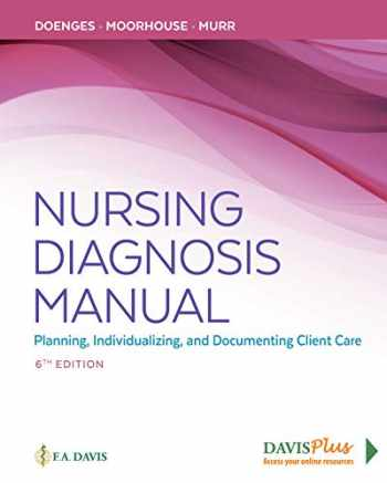 9780803676770-0803676778-Nursing Diagnosis Manual: Planning, Individualizing, and Documenting Client Care