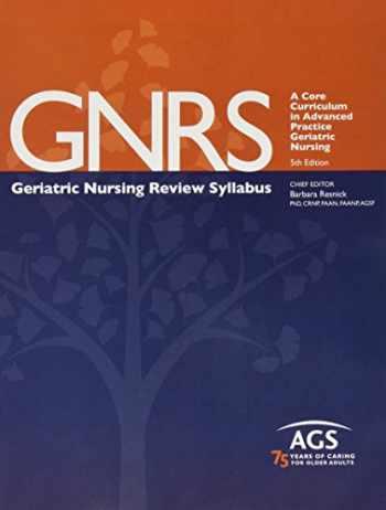 9781886775442-1886775443-Geriatric Nursing Review Syllabus