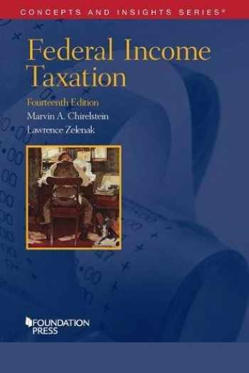 9781640208247-1640208240-Federal Income Taxation (Concepts and Insights)