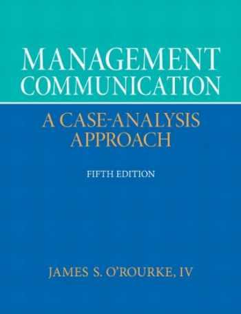 9780132671408-0132671409-Management Communication (5th Edition)