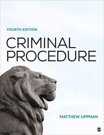 9781544334752-1544334753-Criminal Procedure