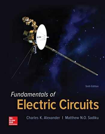 9780078028229-0078028221-Fundamentals of Electric Circuits