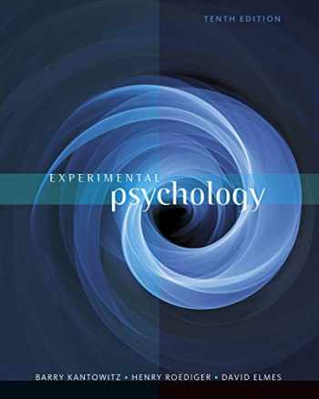 9781111357993-1111357994-Experimental Psychology
