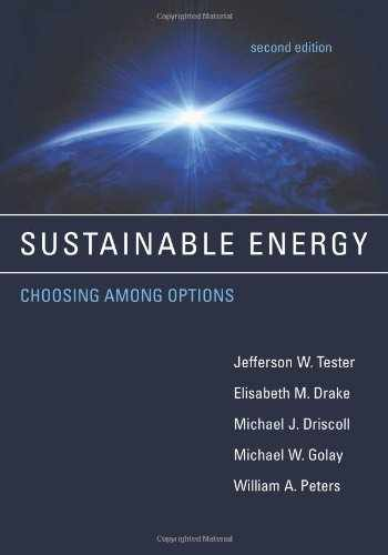 9780262017473-0262017474-Sustainable Energy: Choosing Among Options (The MIT Press)