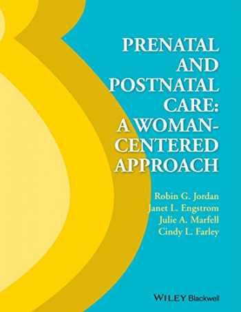 9780470960479-0470960477-Prenatal and Postnatal Care