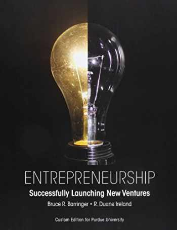 9781323164891-1323164898-Entrepreneurship: Sucessfully Launching New Ventures