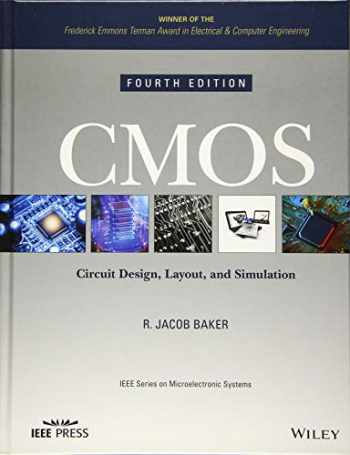 9781119481515-1119481511-CMOS: Circuit Design, Layout, and Simulation (IEEE Press Series on Microelectronic Systems)