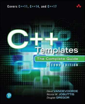 9780321714121-0321714121-C++ Templates: The Complete Guide (2nd Edition)