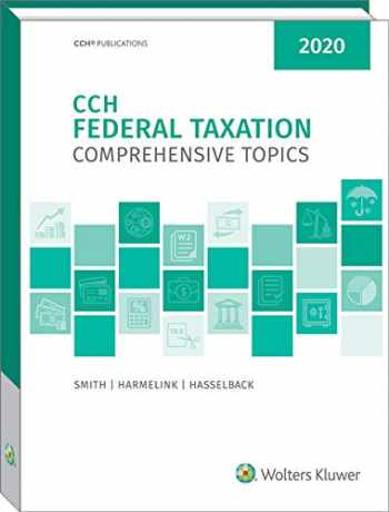 9780808051763-0808051768-Federal Taxation: Comprehensive Topics (2020)