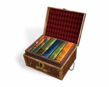 9780545044257-0545044251-Harry Potter Hard Cover Boxed Set: Books #1-7