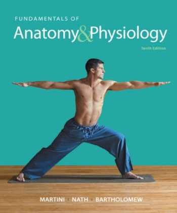 Sell, Buy or Rent Fundamentals of Anatomy & Physiology (10th Edition ...
