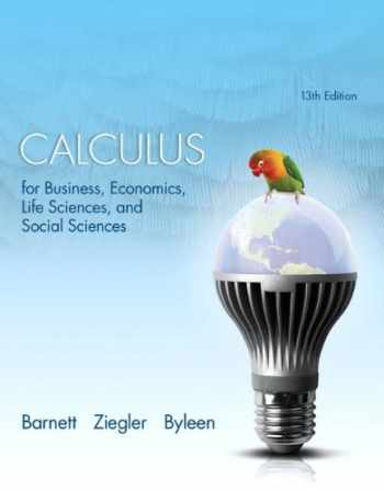 9780321925138-0321925130-Calculus for Business, Economics, Life Sciences and Social Sciences Plus NEW MyMathLab with Pearson etext -- Access Card Package (13th Edition)