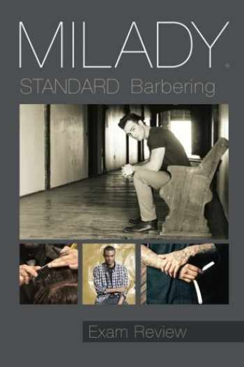 9781305100671-1305100670-Exam Review for Milady Standard Barbering, 6th