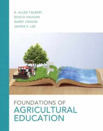9780132859608-0132859602-Foundations of Agricultural Education
