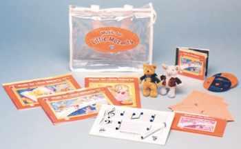 9780739007969-0739007963-Music for Little Mozarts Deluxe Starter Kit