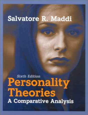 9781577661788-1577661788-Personality Theories : A Comparative Analysis