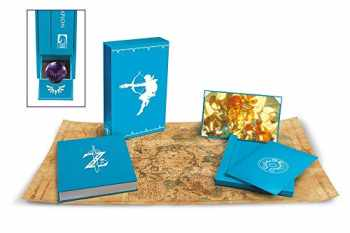 9781506710112-1506710115-The Legend of Zelda: Breath of the Wild-Creating a Champion Hero's Edition