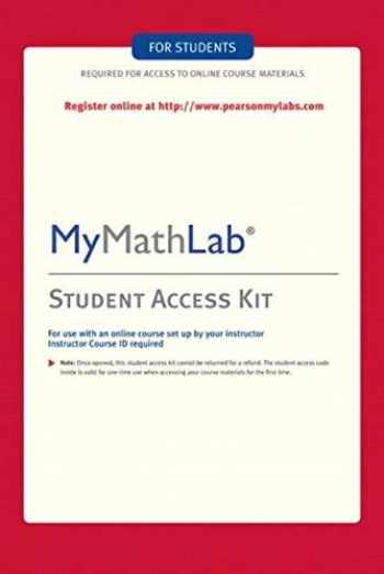 9780321199911-032119991X-MyMathLab: Student Access Kit