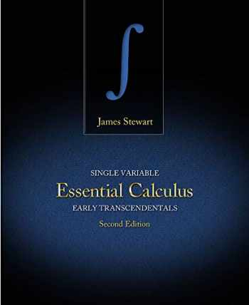 9781133112785-1133112781-Single Variable Essential Calculus: Early Transcendentals