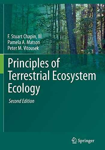 9781441995025-1441995021-Principles of Terrestrial Ecosystem Ecology
