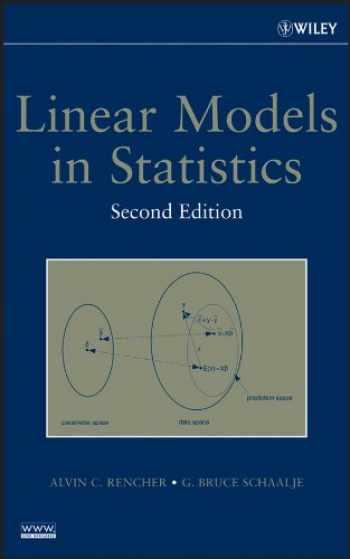 9780471754985-0471754986-Linear Models in Statistics