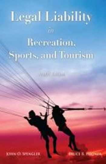 9781571676436-1571676430-Legal Liability in Recreation, Sports, & Tourism