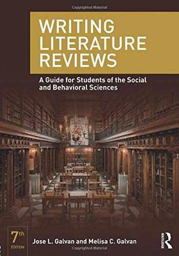 9780415315746-0415315743-Writing Literature Reviews