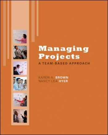 9780077356453-0077356454-Managing Projects: A Team-Based  Approach with Student CD (McGraw-Hill/Irwin Series Operations and Decision Sciences)
