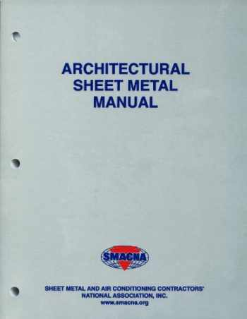 9781617210006-1617210005-Architectural Sheet Metal Manual