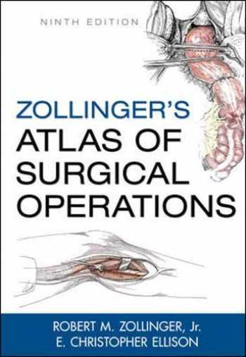 9780071602266-0071602267-Zollinger's Atlas of Surgical Operations, 9th Edition