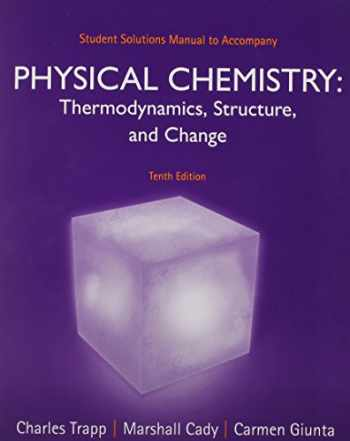 9781464124495-1464124493-Student Solutions Manual for Physical Chemistry