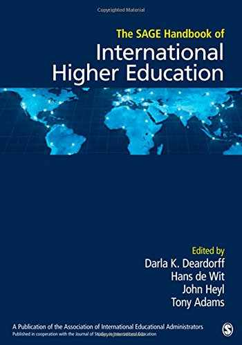 9781412999212-1412999219-The SAGE Handbook of International Higher Education