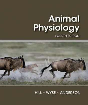 Sell, Buy or Rent Animal Physiology. Fourth Edition 9781605354712 ...