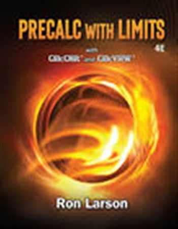 9781337271189-1337271187-Precalculus with Limits